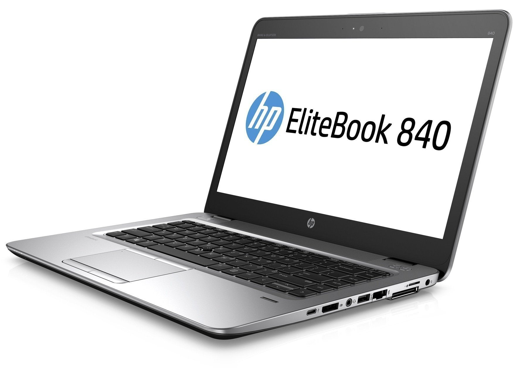 "HP Elitebook 840 G3 EX-LEASE i5-6200U 2.3GHz 8GB RAM 256GB SSD 14"" HD WebCam NO ODD Windows 10 HOME"