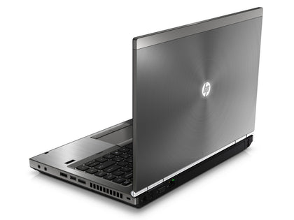 HP ELITEBOOK 8470P Ex Lease Laptop I7-3720QM CPU 2.60GHZ 8GB 240 GB SSD DVD-R  14