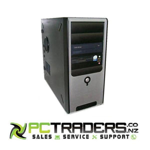 Cyclone Tower Ex Lease Core 2 Quad Q8400 2.6GHz 4GB RAM 500GB HDD DVDRW - Vista Business COA