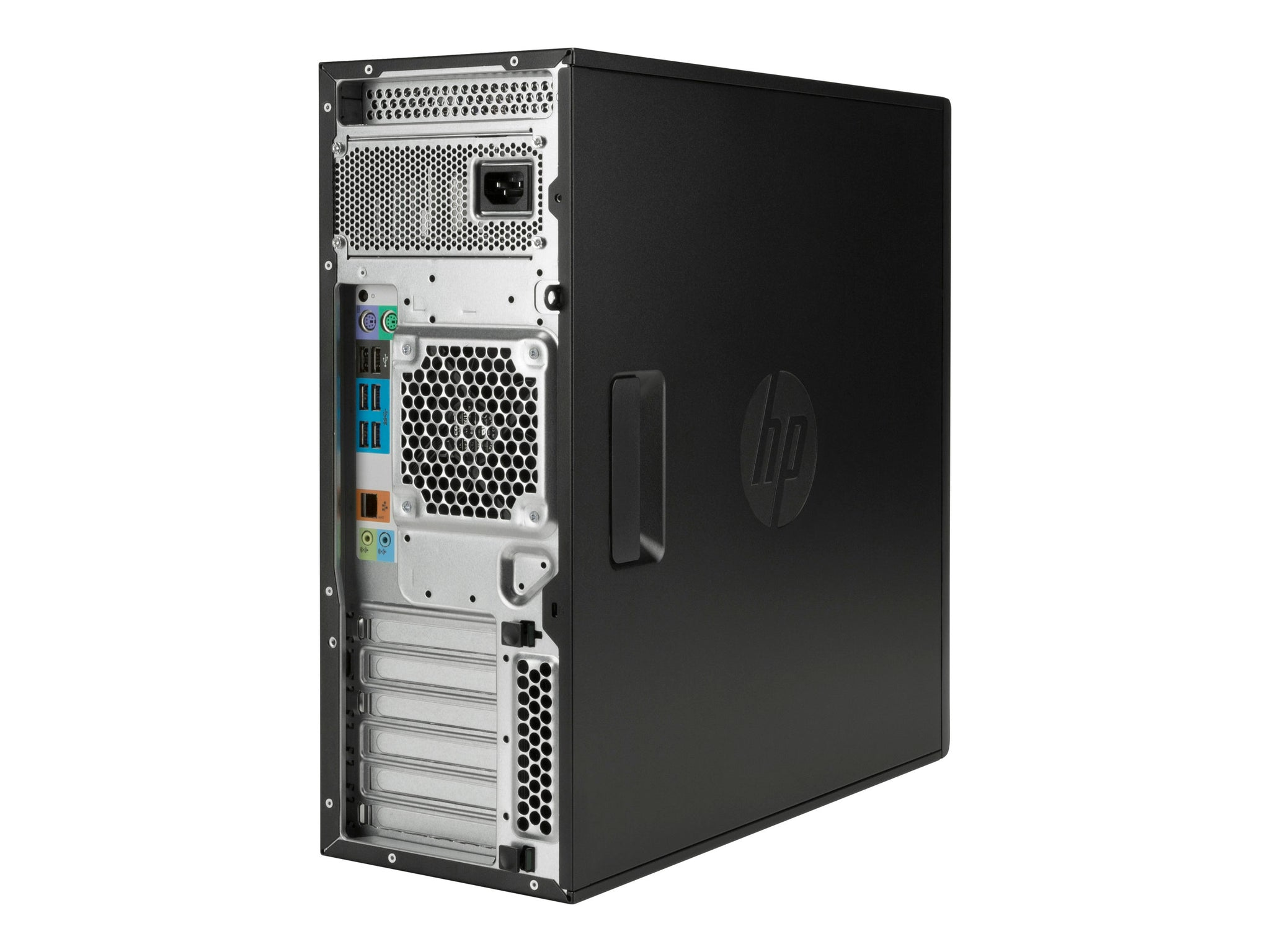 HP Z440 Workstation Tower PC Ex Lease intel CPU E5-1620 V3 3.50 GHZ 32GB RAM 256GB SSD + 1TB HDD Nvidia Quadro K620 Graphics Card DVD-R Windows 10 Pro With WIFI and Bluetooth Ready