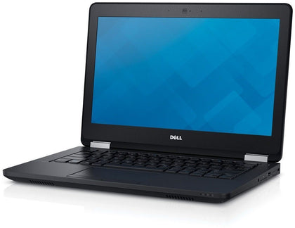 DELL Latitude E5270 Ex Lease Laptop i5-6300U 2.40 GHz 8GB RAM 480GB SSD 12