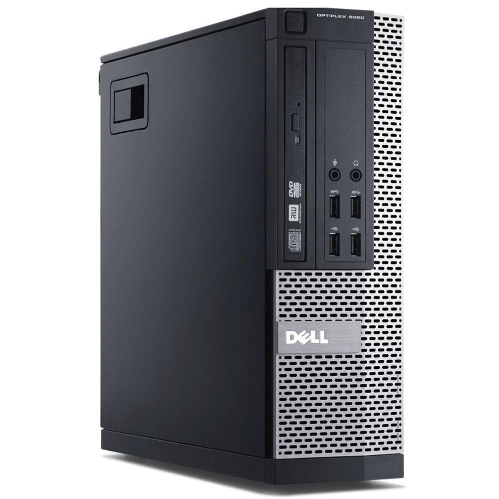 Dell OptiPlex 9020 SFF Ex Lease Desktop i7-4790 3.6GHz 8GB RAM 128GB SSD DVD-RW Windows 10 Pro