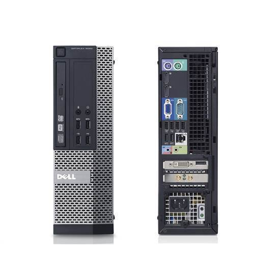 Dell OptiPlex 9020 Ex Lease SFF Desktop i5-4670 3.4GHz 8GB RAM 240GB SSD DVDRW Windows 10 Home