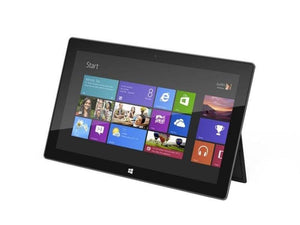 "Microsoft Surface Pro 2 i5-3317U 1.70GHz 4GB RAM 128GB SSD 10"" Win10 Pro Keyboard Included - PC Traders New Zealand"
