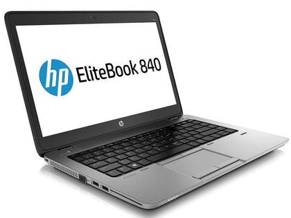 HP EliteBook 840 G1 Ex Lease Laptop i5-4300U 1.9GHz 8GB RAM 240GB SSD 14