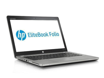 HP EliteBook Folio 9480M Ex Lease Laptop i5-4310u 2.0GHz 8GB RAM 480GB SSD 14