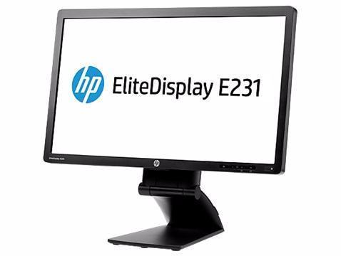 "HP EliteDisplay E231i 23"" LED Monitor Full HD (1080p) 1920 x 1080"