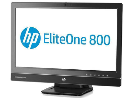 EliteOne 800 G1 Ex Lease AIO PC i7-4770S 3.1GHz 16GB RAM 500GB HDD DVD±RW 23