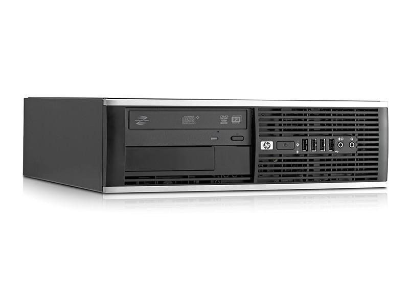 HP Compaq 8300 Elite SFF Desktop PC Intel Core i7 3770 3.4GHz 8GB RAM 500GB HDD Windows 10 Pro DVD-RW