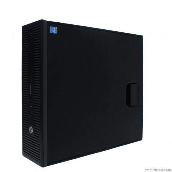 HP EliteDesk 800 G1 SFF Ex Lease Desktop i7-4790 3.60GHz 16GB RAM 240GB SSD Windows 10 Pro