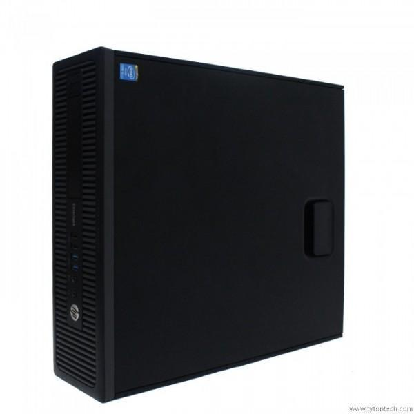 HP EliteDesk 800 G1 SFF Ex Lease Desktop i5-4590 3.30GHz 16GB RAM 480GB SSD Windows 10 Professional