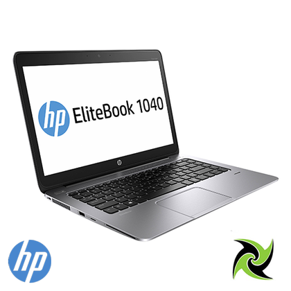 HP EliteBook Folio 1040 G1 Ex Lease Laptop i5-4300U 1.90GHz 8GB RAM 256GB SSD 14