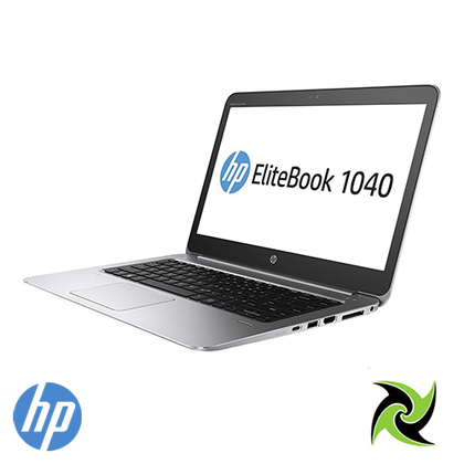 HP EliteBook Folio 1040 G3 Ex lease Laptop Intel Core i5-6300U 2.40GHz 8GB RAM 256GB SSD  14