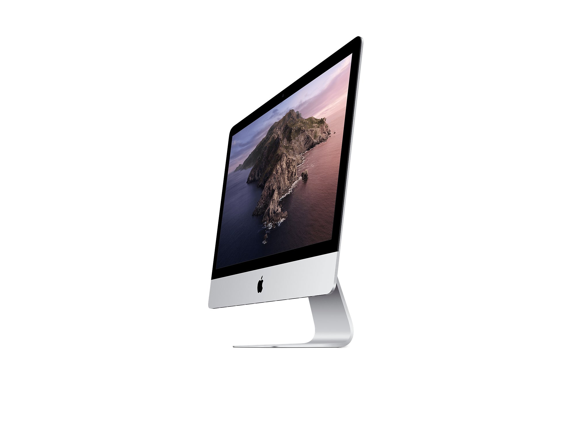 "APPLE IMAC 18,2 EX-LEASE INTEL CORE I5-7400 3.00 GHZ 8GB RAM 1TB HDD RADEON RX 555 2GB 4K 21.5"" WEBCAM WITH APPLE WIRELESS KEYBOARD AND MOUSE"