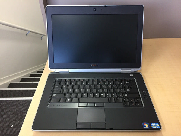 Dell Latitude E6430 Ex Lease Laptop Intel Core i7 3540m 3 0Ghz TurboBosst  3 8GHz 8GB RAM 240GB SSD 14