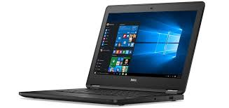 Dell Latitude E7270 EX-LEASE LAPTOP i7-6600U 2.60GHZ 8GB RAM 256GB SSD 12.5