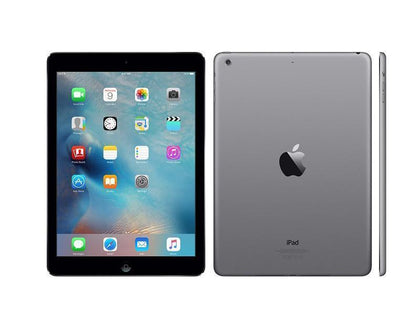 Apple iPad Air 2 Ex Lease Tablet Wi-Fi 32GB SPACE GRAY iPad - PC Traders New Zealand