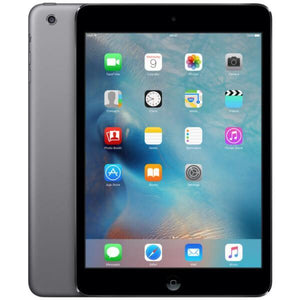 Apple iPad Mini 2 A1489 32 GB Space Grey - PC Traders New Zealand