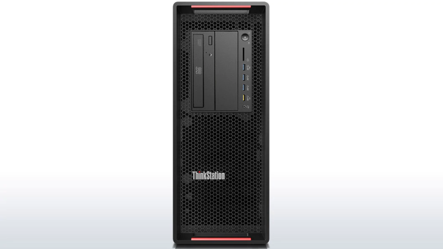 LENOVO THINKSTATION P700 TOWER EX-LEASE 2 x E5-2620 v3 2.40GHZ 32GB Ram 480GB SSD Nvidia Quadro K2200 4GB DVD-R Win 10 Pro