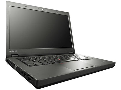 Lenovo ThinkPad T440p Ex Lease Laptop i5-4300u Turbo Boost 2.9GHz 8GB RAM 240GB SSD 14