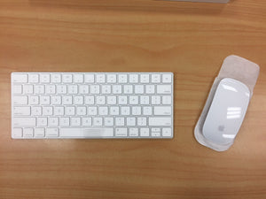Apple Wireless  Magic Mouse & Keyboard - New In Original Box! SAVE $89 OFF RRP - PC Traders New Zealand