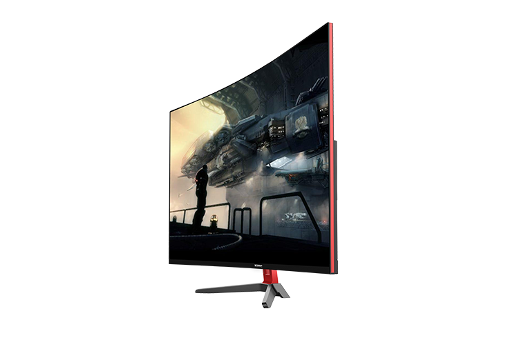 KONIC 32'' FHD Curved Gaming Monitor 165 HZ, 4MS