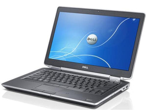 "Dell Latitude E6430 Ex Lease Laptop i7-3520M 2.9GHz 8GB RAM 500GB HDD DVD±RW 14"" Webcam Windows 10 Pro - B Grade (TouchPad, RJ45 & 1 USB Port Fault, 3-Mth Wty) - PC Traders New Zealand"