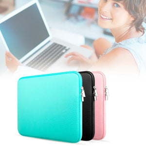 "Newest Fashion style Laptop Sleeve Case Bag Pouch Storage For MacBook Air Pro 11.6"" 13.3"" 15.4"" - PC Traders New Zealand"