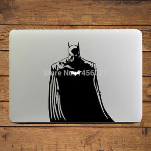 "Batman Cool Design Notebook Decal Laptop Sticker for 11"" 12"" 13"" 15""  Apple MacBook Air/Pro/Retina Mac Art Cover Skin Sticker - PC Traders New Zealand"