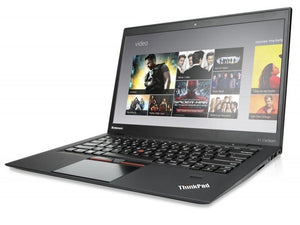 "Lenovo ThinkPad X1 Carbon i5-4210U 1.70GHz 4GB RAM 128GB SSD 14"" Windows 10 Pro - PC Traders New Zealand"