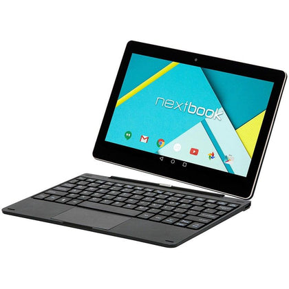 NEXTBOOK M1015BAP EX-LEASE 2 IN 1 TABLET  Intel Bay-Trail Z3735G 1GB RAM 16GB STORAGE INTEL HD GRAPHICS 10.1