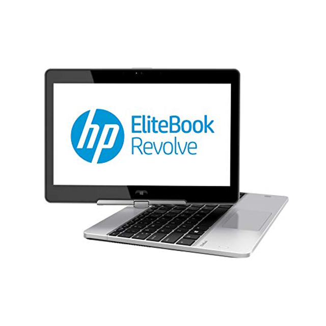 "HP EliteBook Revolve 810 G1 Ex-lease Laptop  i7-3687U 2.1GHz 8GB RAM 240GB SSD NO ODD 11.6"" Windows 10 Pro"