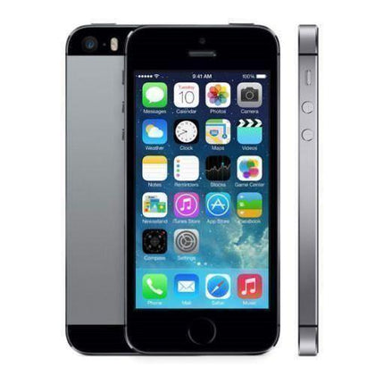 Apple iPhone 5S 16GB Space Grey - Refurbished Mobile Phone - PC Traders New Zealand