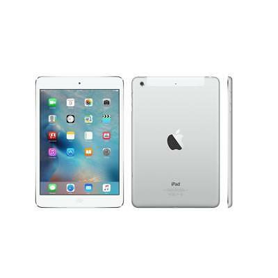 "Apple iPad Mini 2 Ex-Lease A1489 16 GB 7.9"" Silver"