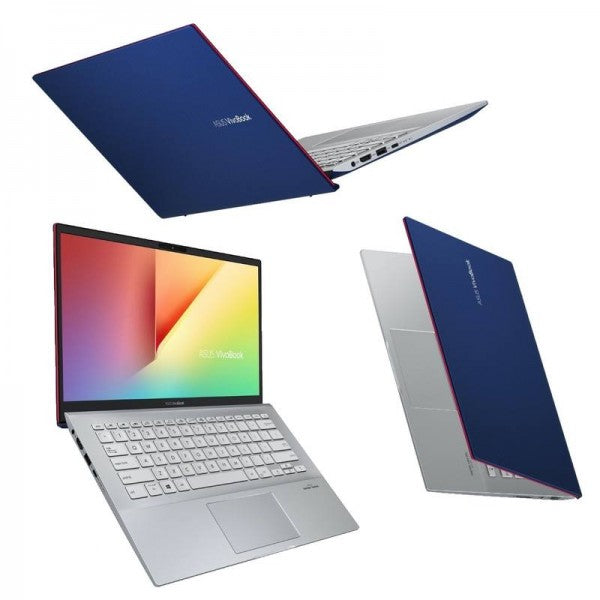 "New!! Asus Vivobook S14 S431Fa-AM129T 14"" FHD i7-8565u CPU 16GB RAM 256Gb SSD Webcam Windows 10 Home"
