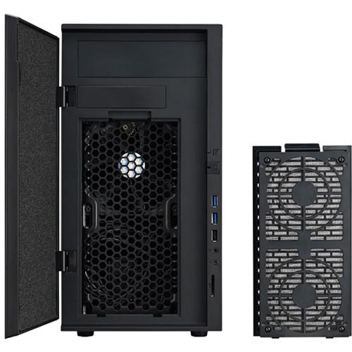Custom Built Cooler Master Ex Lease Tower PC Intel Core i7 3770 3.4 GHz 16GB 240 GB SSD +500GB HDD NVIDIA (GeForce GTX 670 2GB UHD)
