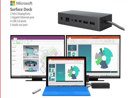 Microsoft Surface Dock- Ex lease