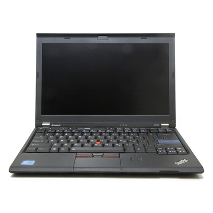 Lenovo ThinkPad X220 Ex Lease Laptop i5-2540M 2.60GHz 4GB RAM 120GB SSD NO ODD 12.5