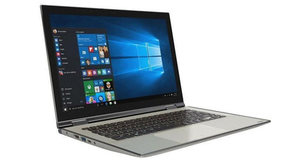 TOSHIBA SATELLITE RADIUS EX-LEASE I7-6500U 8GB RAM 256 SSD HD GRAPHICS 520 12.5