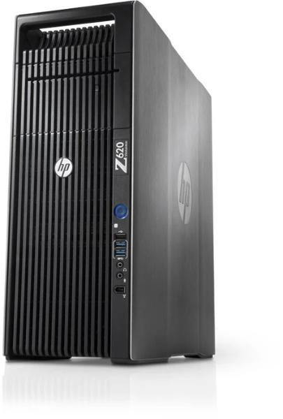 HP Z620 WORKSTATION EX-LEASE TOWER XEON E5-2650 V2 2.60GHZ 32GB RAM 2TB HDD + 480GB SSD QUADRO K4000 DVD-R WIN10 Pro - PC Traders New Zealand