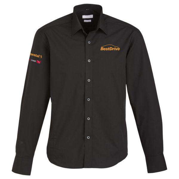 BestDrive | Corporate Shirt - Mens Long Sleeve