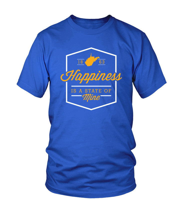 """Happiness WV"" - Blue SS"