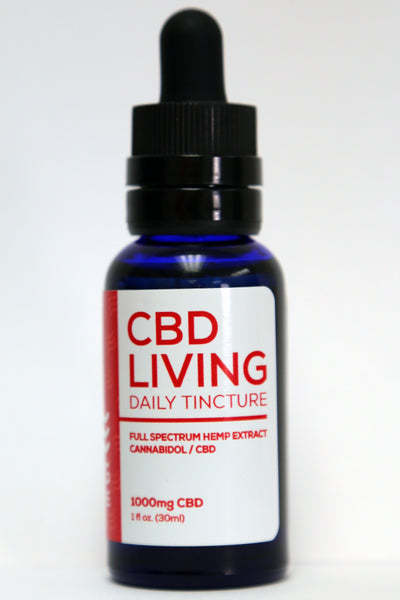 1000 MG Full Spectrum CBD Oil
