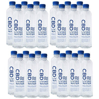 SALE -CBD Living Water Case of 24