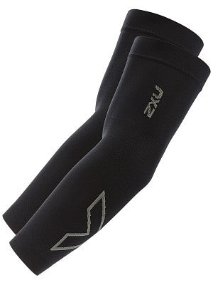 2XU Flex Run Comp Arm Sleeves (2 colours)