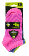 SofSole Multi Sport Lite Socks (Womens 5-10)