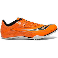 Saucony Spitfire 4 (Men's) Orange