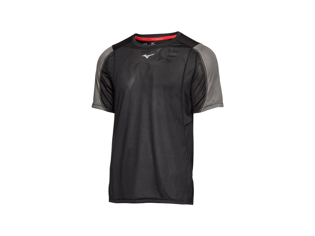Mizuno Alpha Vent Tee (Men's) 2 colours