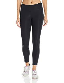 New Balance Poly Spandex Capri (W) Black