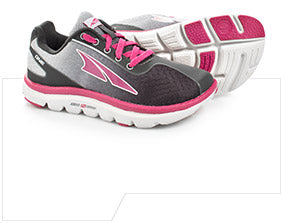 Altra One Jnr Raspberry (size 4 & 6 only)